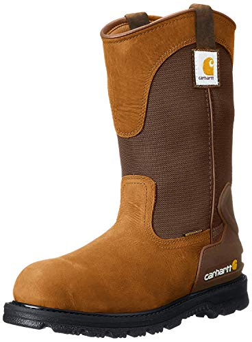 Carhartt mens Cmp1100 industrial and construction boots, Carhartt Brown, 13 US
