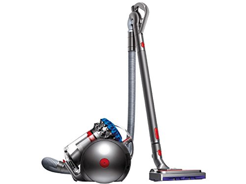 Dyson Big Ball Up-Top 2 beutelloser Bodenstaubsauger inkl. Extra-soft Bürste (zur schonenden Entfernung von Staub auf empfindlichen Oberfächen)