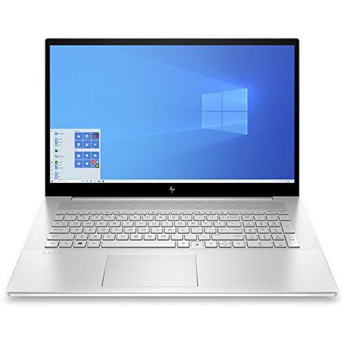 HP Envy 17-cg0000nl, Silver, Intel Core i7-1065G7, 16GB RAM, 512GB SSD, 17.3' 1920x1080 FHD, 4GB NVIDIA Geforce MX330, HP 1 Year Warranty, Italian Keyboard, (renewed)