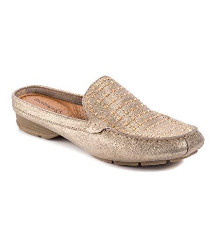 Price comparison product image BareTraps Orvyn Women's Flats & Oxfords Soft Gold Size 9 M (BT25507)
