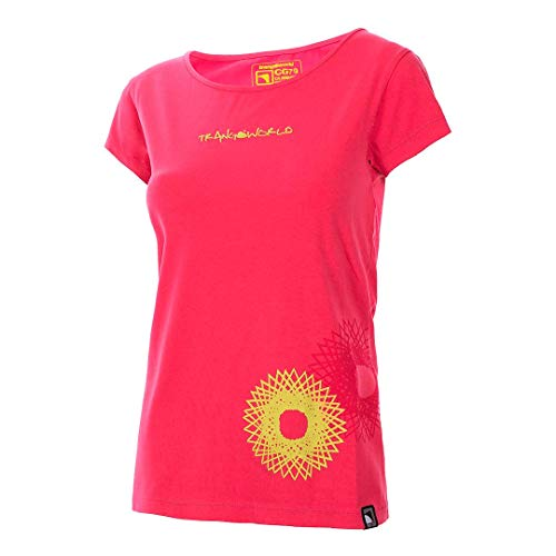 Trangoworld Radiant T-Shirt Femme XS Framboise