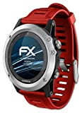 atFoliX Screen Protection Film Compatible with Garmin Fenix 3/3 HR Screen Protector, Ultra-Clear FX Protective Film (3X)