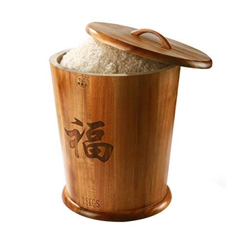 Céréales conteneur Récipient De Stockage De Farine Avec Des Couvercles Scellé Hermétique À La Céréale Contenant Durable Pour Aliments Secs Résistant À L'humidité Conservation Aliments contenants
