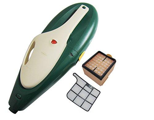 Preisvergleich Produktbild Vorwerk Kobold VK 135 Grundgerät inkl. neue Filter (Mikrofilter und Geruchsfilter) und Haube Motor