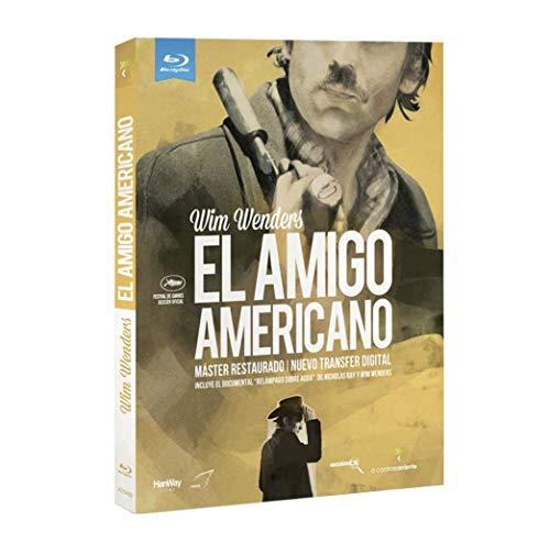 El Amigo Americano [Blu-ray]