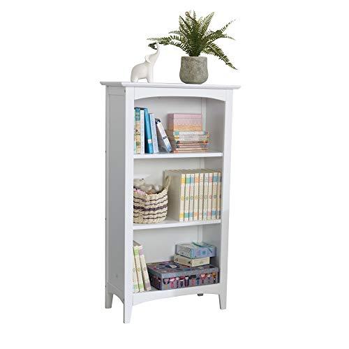 KidKraft Avalon Tall Bookshelf - White