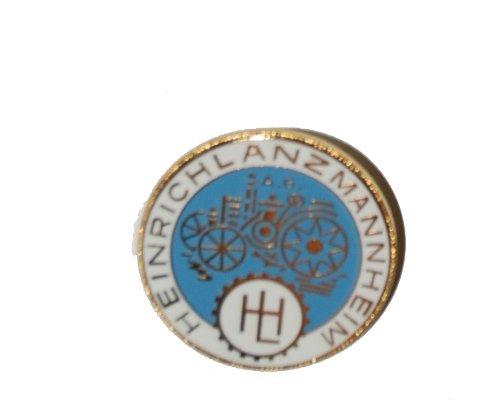 Original Handycop® Ansteckpin P90294 PIN aus Metall für Sammler Motiv - Lanz Bulldog Lizenzartikel HL Heinrich Lanz A.G. Mannheim 2