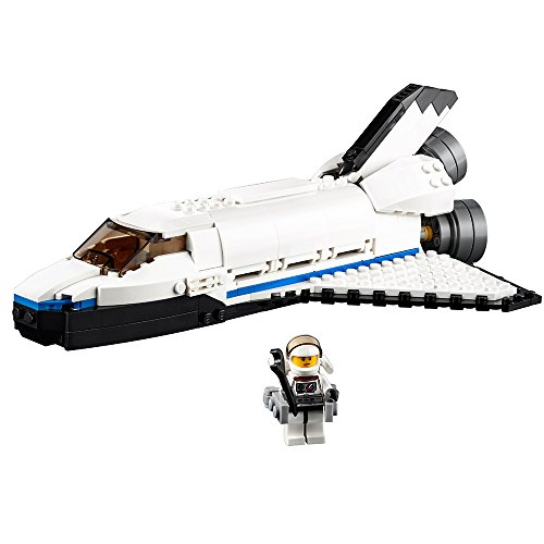 LEGO Creator Space Shuttle Explorer...