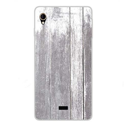 Todo Phone Store Hülle Schutzhülle Design LED UV Druck Silikon Zeichnung TPU Gel [TEXTUREN 028] für HISENSE U972 / U972 PRO