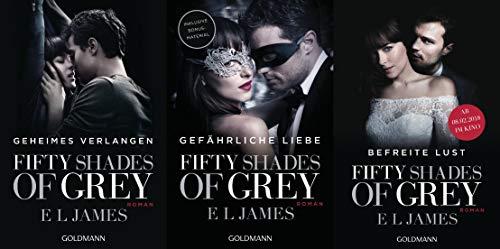 Shades of Grey - Gefährliche Liebe / Geheimes Verlagen / Befreite Lust