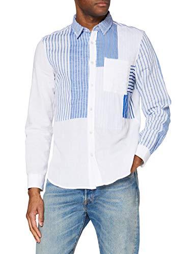 Desigual CAM_alejo Camiseta para Hombre