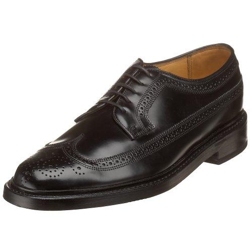 Florsheim Men's Kenmoor Wingtip Oxford,Black,12 D
