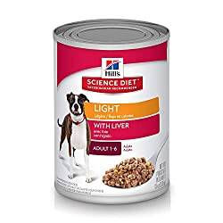 Hill's Science Diet Dog Food for Healthy Weight- Best low sodium dog food