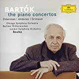バルトーク:ピアノ協奏曲第1番&第2番&第3番(ブーレーズ(ピエール))