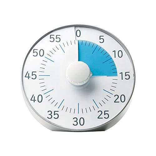 ソニック 時っ感タイマー トキ・サポ 19cm 時間経過を実感 シルバー LV-3078-SV