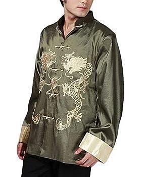Best silk dragon shirt Reviews