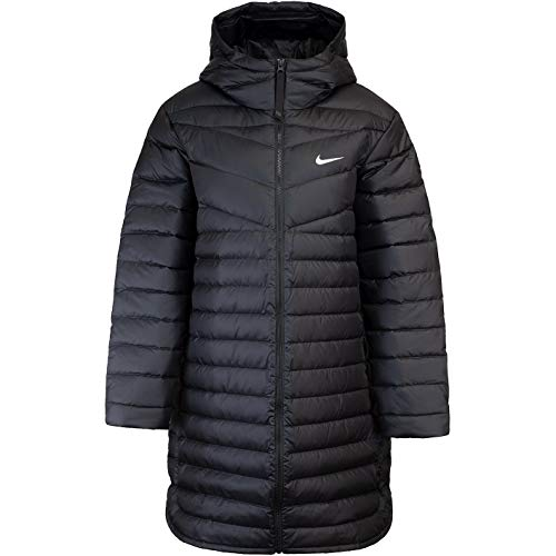 Nike Down Fill Women Parka Wintermantel (S, Black)