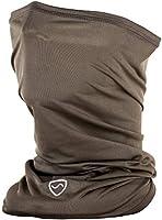SYB bivak muts, flexibele, veelzijdige uniseks EMF-stralingsbescherming, 90% zilver