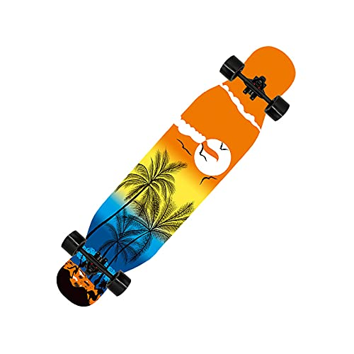 wxf 4-Rad-Skateboard, 8-lagiges Ahorn...