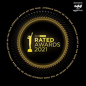 Rated Awards: Female Artist of the Year