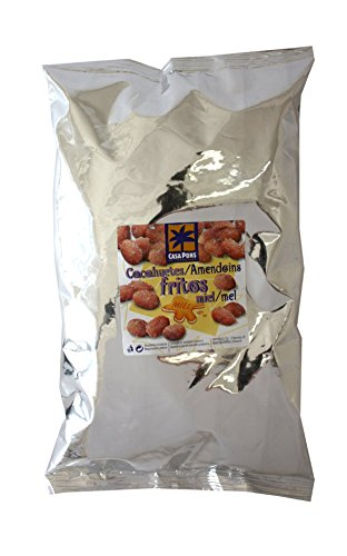 Cacahuete frito con miel 1 Kg
