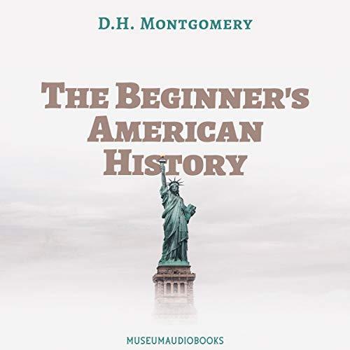 The Beginner's American History cover art