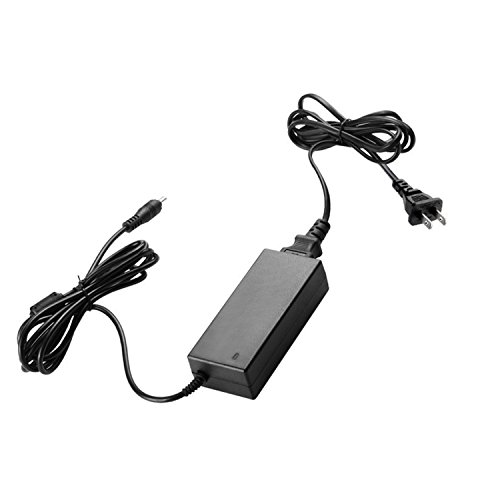 Neewer Photography AC 110V to DC 15V Power Adapter with Power Cable 5A Output Power Supply for Photo Studio Ring Light (Black)