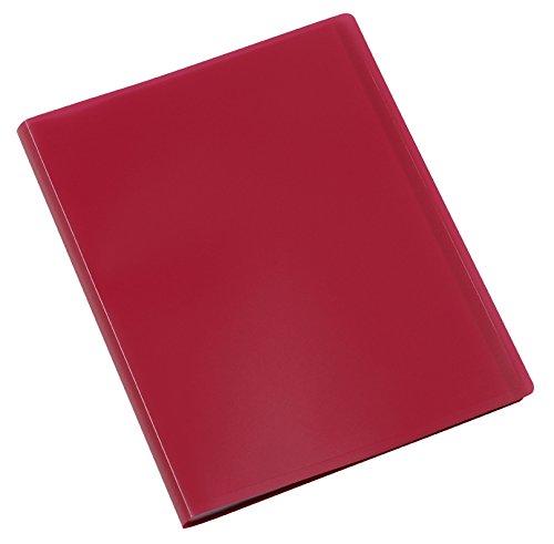 Viquel Reliure 120 Vues A4 en polypropylène Rouge