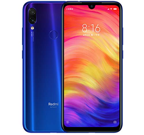 Redmi Note 7 3+32GB 6.3 Pulgadas Azul