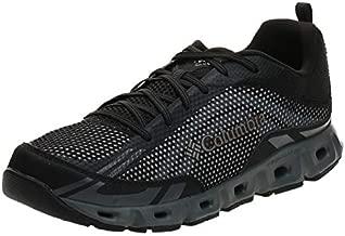 Columbia Men's Drainmaker IV Water Shoe, Black, lux, 12