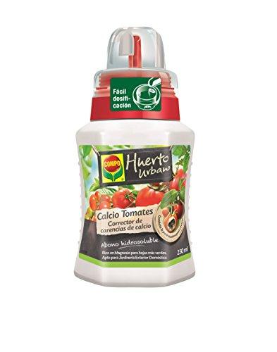 Compo 2076602011 Calcio Tomates 250 ml, 15x6.3x7 cm