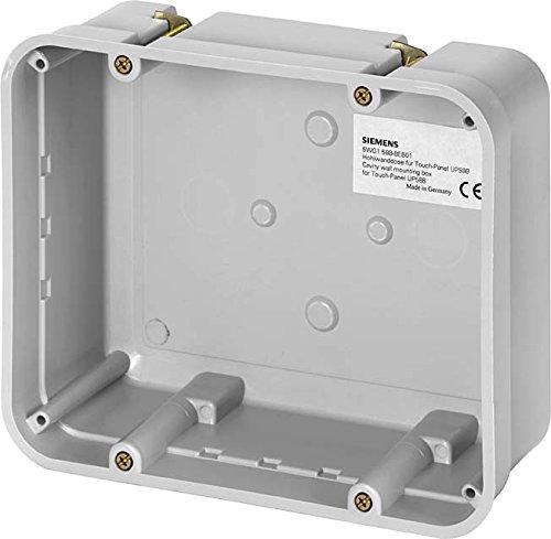 Siemens INSTABUS EIB–Box Einbau Panel Tactil Vision UP588/01–11
