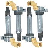 9023781 bobinas de encendido para C-hevrolet Spark SGM Aveo Sail 1.0 1.4L (2010-) 96875090