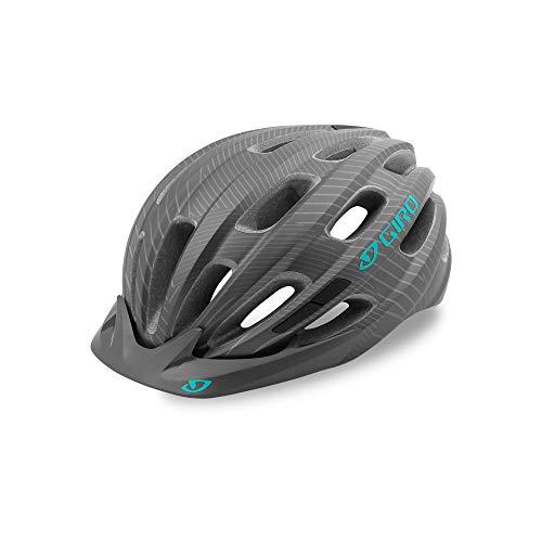 Giro Damen VASONA Fahrradhelm, mat Titan, Unisize 50-57 cm