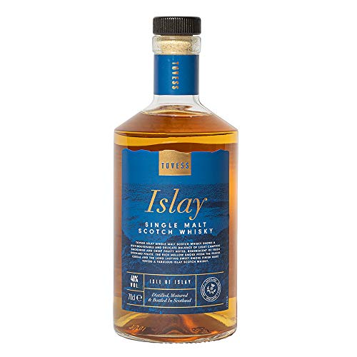 Tovess Islay Single Malt Scotch Whisky - 700 ml