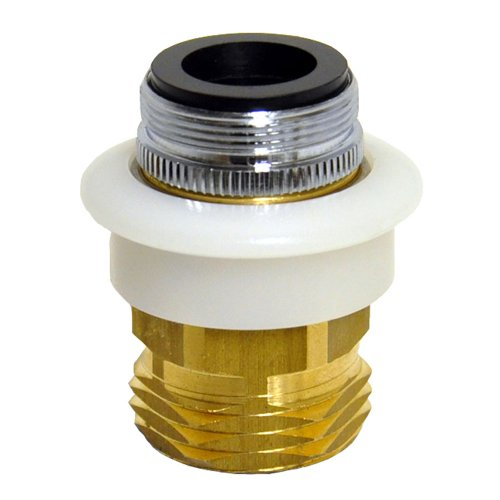 DANCO Dishwasher Snap Coupling Adapter, 15/16 in.-27M or 55/64...