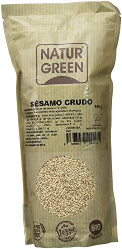 NaturGreen Semillas de Sésamo natural - 450 gr
