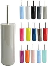 MSV Ella Porte-Serviettes avec 3 Barres de Serviette Mobiles pour Serviettes de Bain et Autres Textiles en Acier Inoxydable avec Barres pivotantes Noir Mat