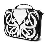 Cool Cthulhu Bolsa de maquillaje Organizador cosmético Neceser Belleza Bolsa de viaje