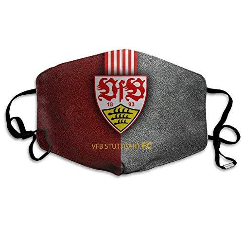 NGNHMFD VfB Stuttgart,Unisex Stirnband,Wiederverwendbare Staubdichte,Face Scarf,Anti Wind Gesichtsdekorationen,Mundschutz