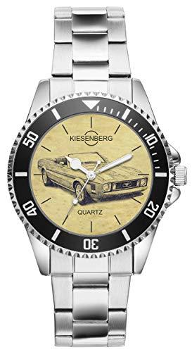 KIESENBERG Uhr - Geschenke für Mustang 1 Serie 4 Oldtimer Fan 6446