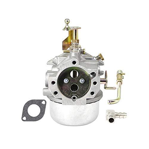 Carburetor Carb for Kohler K321 K341 Cast Iron 14hp 16hp Carburetor with k241 Gasket kit Choke Shaft Replace 45 853 09-S