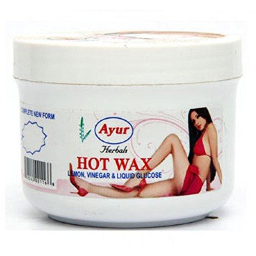 Ayur Herbals Hot Wax 150gm