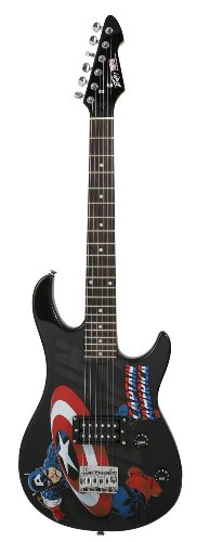 Peavey Captain America 3/4 Rockmaster Electric Guitar