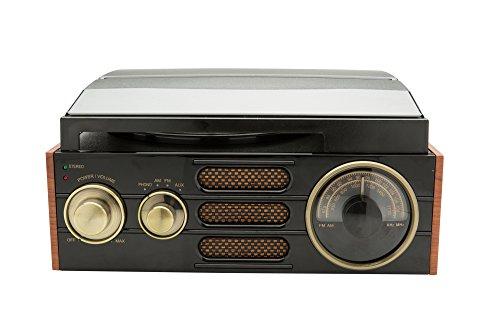 GPO Empire Reproductor Discos Vinilo Tocadiscos 3