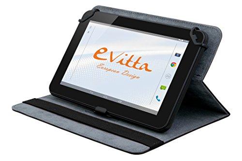 E-Vitta Stand 2P - Funda para Tablets de 7', Negro