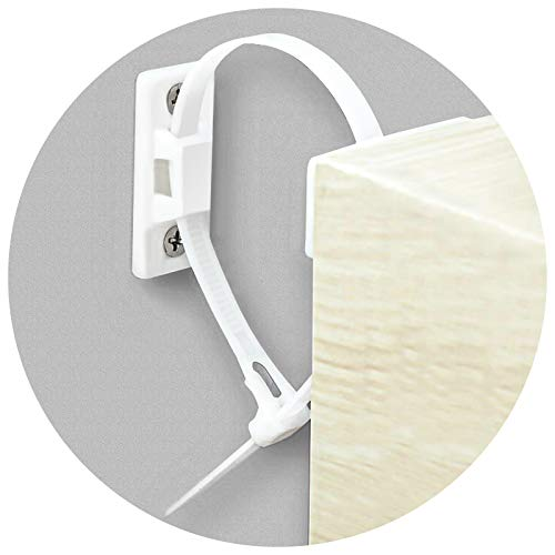 Furniture Straps Baby Proofing Furniture Anchors, Earthquake...