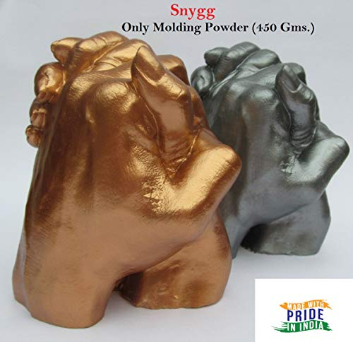 Snygg molding Powder for Hand and Foot cast(450 GMS)