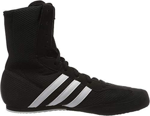 adidas Box Hog.2, Zapatillas de Deporte para Hombre, Negro (