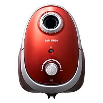 Samsung SC54Q5 Aspirador Con Bolsa, 850W, Cla.B, 250 W, 2.5 litros ...